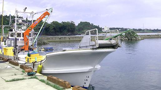 その6・定置網漁船